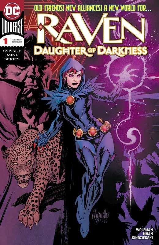 Raven: Daughter of Darkness (2018) - complete