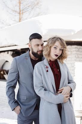 Bryllupsfotograf Наталия Дегтярева (natali). Foto fra 01.04.2017