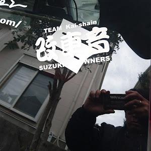 Keiワークス HN22S 平成21年式のカスタム事例画像 コウ・ウラキ(チーム改車音リーダー)さんの2019年01月04日20:42の投稿