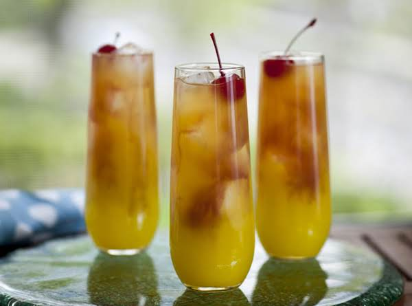 Virgin On The Beach Drink Recipe