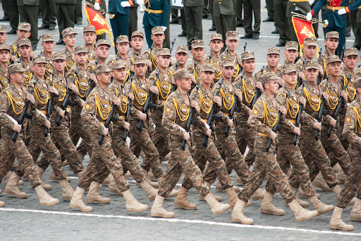Armenia's fruitless search for allies on which it can count