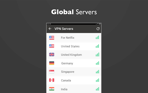VPN Proxy Master - free unblock & security VPN 1.1.6 screenshots 6