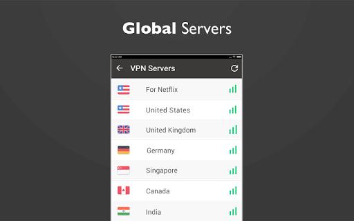 VPN Proxy Master - free unblock & security VPN 1.1.8.1 screenshots 6