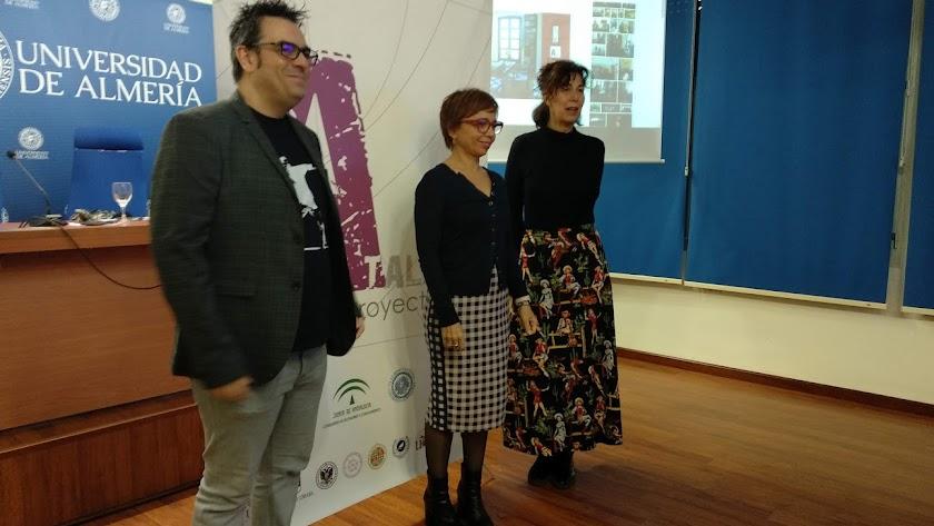 Presentación de la programación de la facultad de poesía para el 2019.