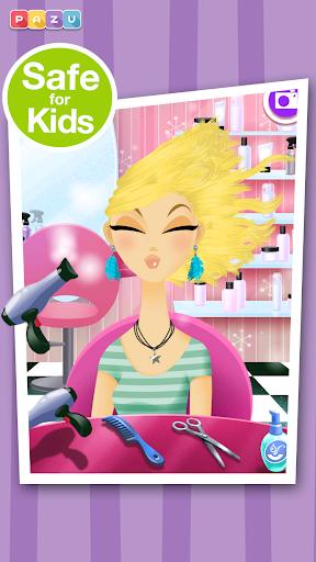 Girls Hair Salon 2.0 screenshots 9