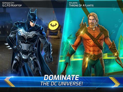 DC Legends: Battle for Justice screenshots 9
