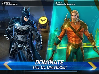 DC Legends: Battle for Justice App Download for Android and iPhone 9