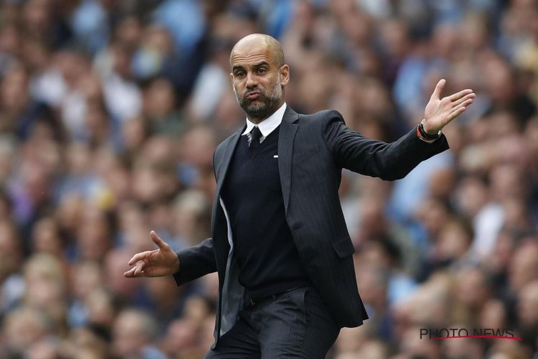 Pep Guardiola envoie un défi au Bayern Munich :