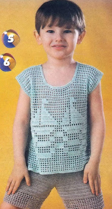 Летние футболки для мальчиков <b>спицами</b>
