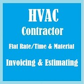 HVAC Flat Rate Invoice