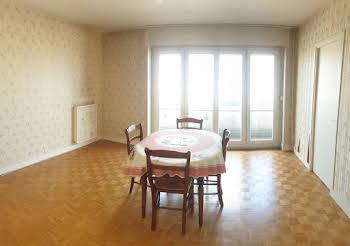 Appartement 3 pièces 69,72 m2
