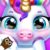 My Baby Unicorn - Virtual Pony Pet Care & Dress Up Icon