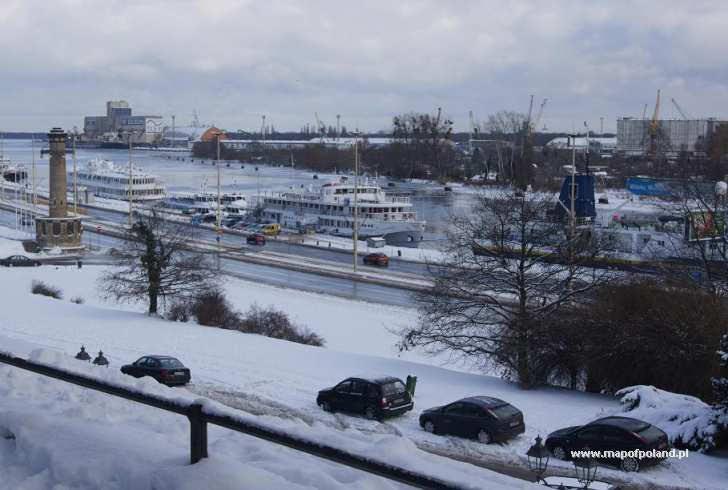 Śniegi wały chrobrego