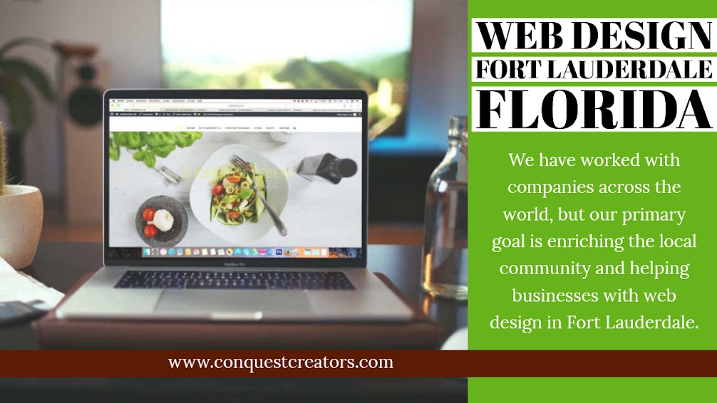 Web Design Fort Lauderdale Florida