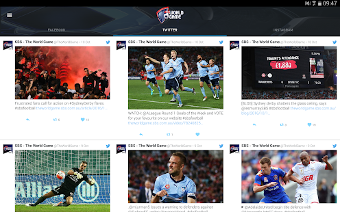 The World Game – Football News- screenshot thumbnail