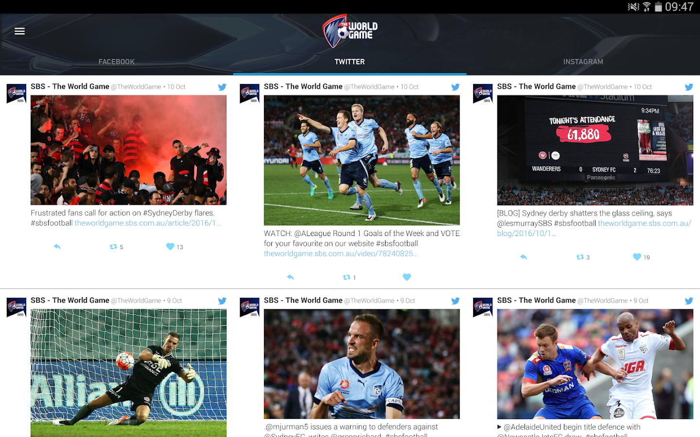 The World Game – Football News- screenshot