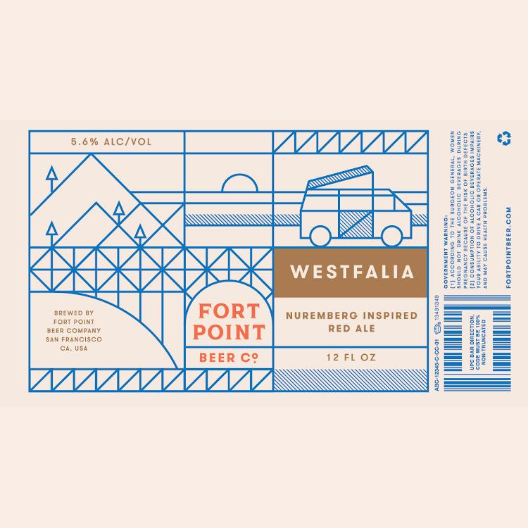 Logo of Fort Point Westfalia