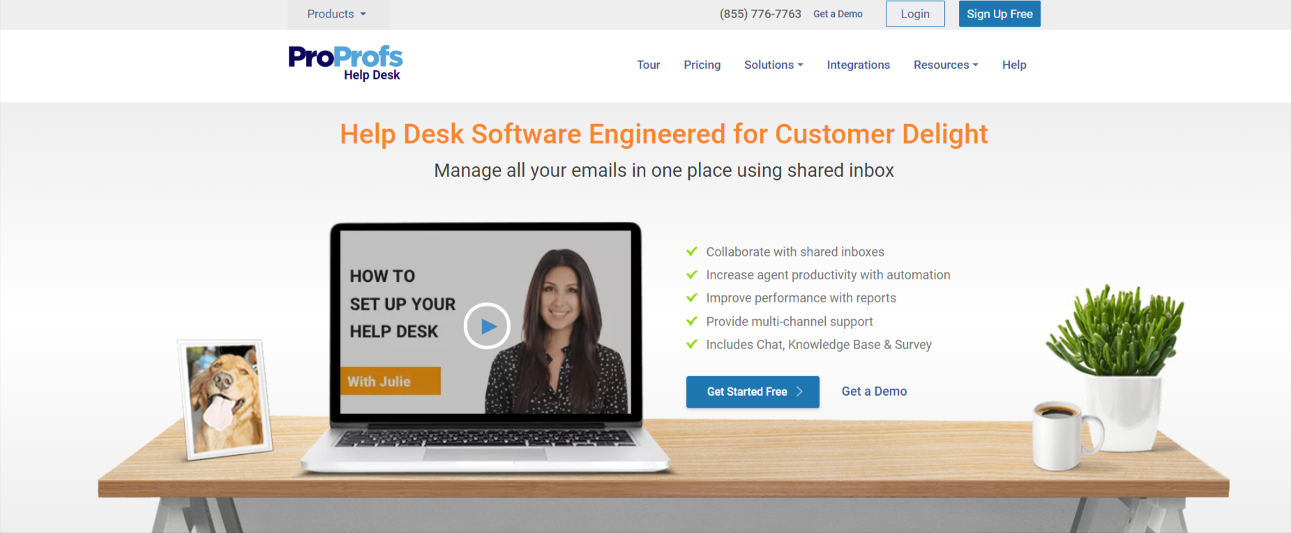 Help Desk Software by proprofs