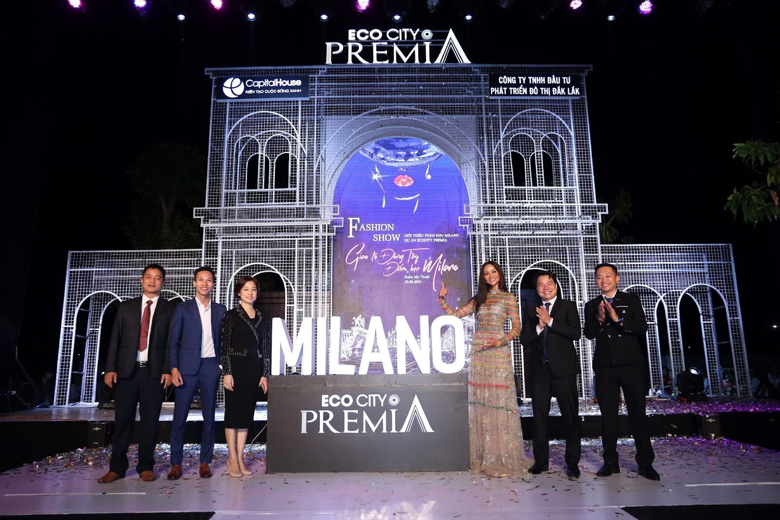 Thắp sáng thành MiLan - nghi thức đặc biệt ra mắt phân khu MiLano.