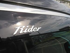 エルグランド PNE52 H22 Rider V6 7人乗りののカスタム事例画像 こうちゃん☆Riderさんの2018年12月07日21:39の投稿
