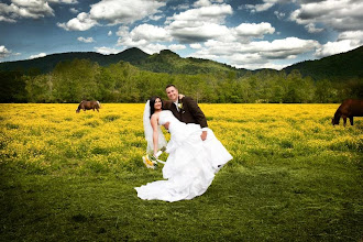 Photo: Our beautiful grounds are surrounded by the mountains and the setting is perfect back drop incredible photographs.