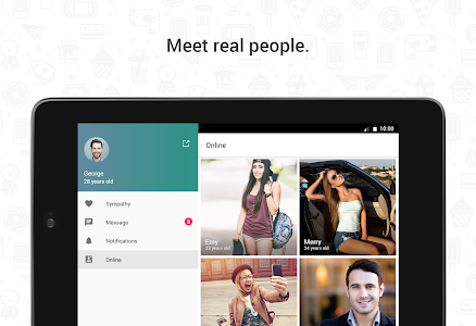 Hitwe - meet people for free screenshot 11