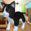 Kitten Cat Simulator:Cute cat SMASH Kids Room APK