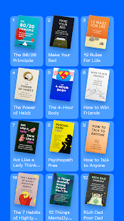 Headway: Books' Key Ideas Screenshot