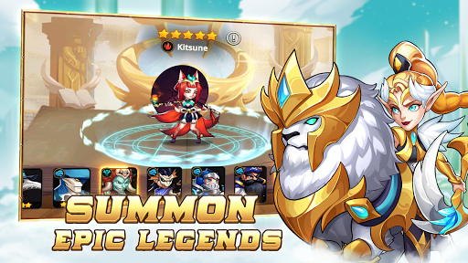 Summoners Era - Arena of Heroes