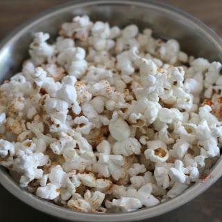 Smoky Chipotle Popcorn Recipe