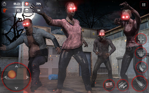 DEAD HUNTING EFFECT 2: ZOMBIE FPS SHOOTING GAME  screenshots 2