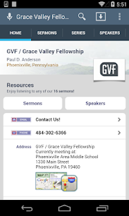 Grace Valley Fellowship - náhled