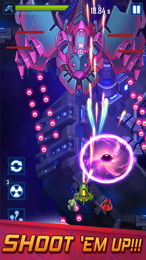 Wind Wings: Space Shooter - Galaxy Attack screenshots 6