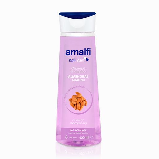 champú amalfi almendras 400 ml