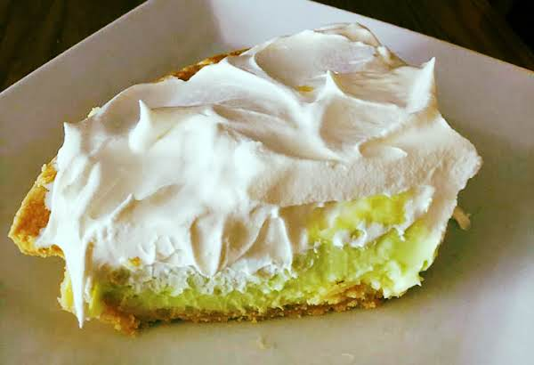 Sour Cream And Lime Pie Recipe