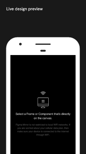 Figma Mirror  screenshots 3