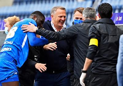 """John van den Brom, coach particulièrement """"fier"""": """"Une prestation magnifique"""""""