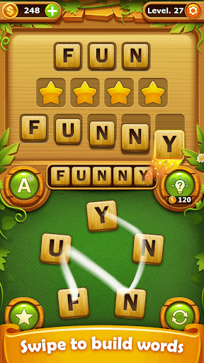 Word Find - Word Connect Free Offline Word Games apkpoly screenshots 6