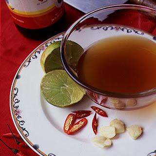 Asian Dipping Sauce.