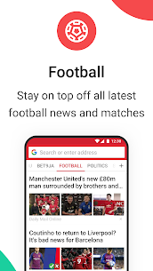 Opera Mini browser beta 4