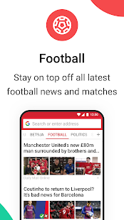 Opera Mini browser beta 45.0.2254.144848 AdFree APK For Android - 6 - images: Download APK free online downloader | Download24h.Net