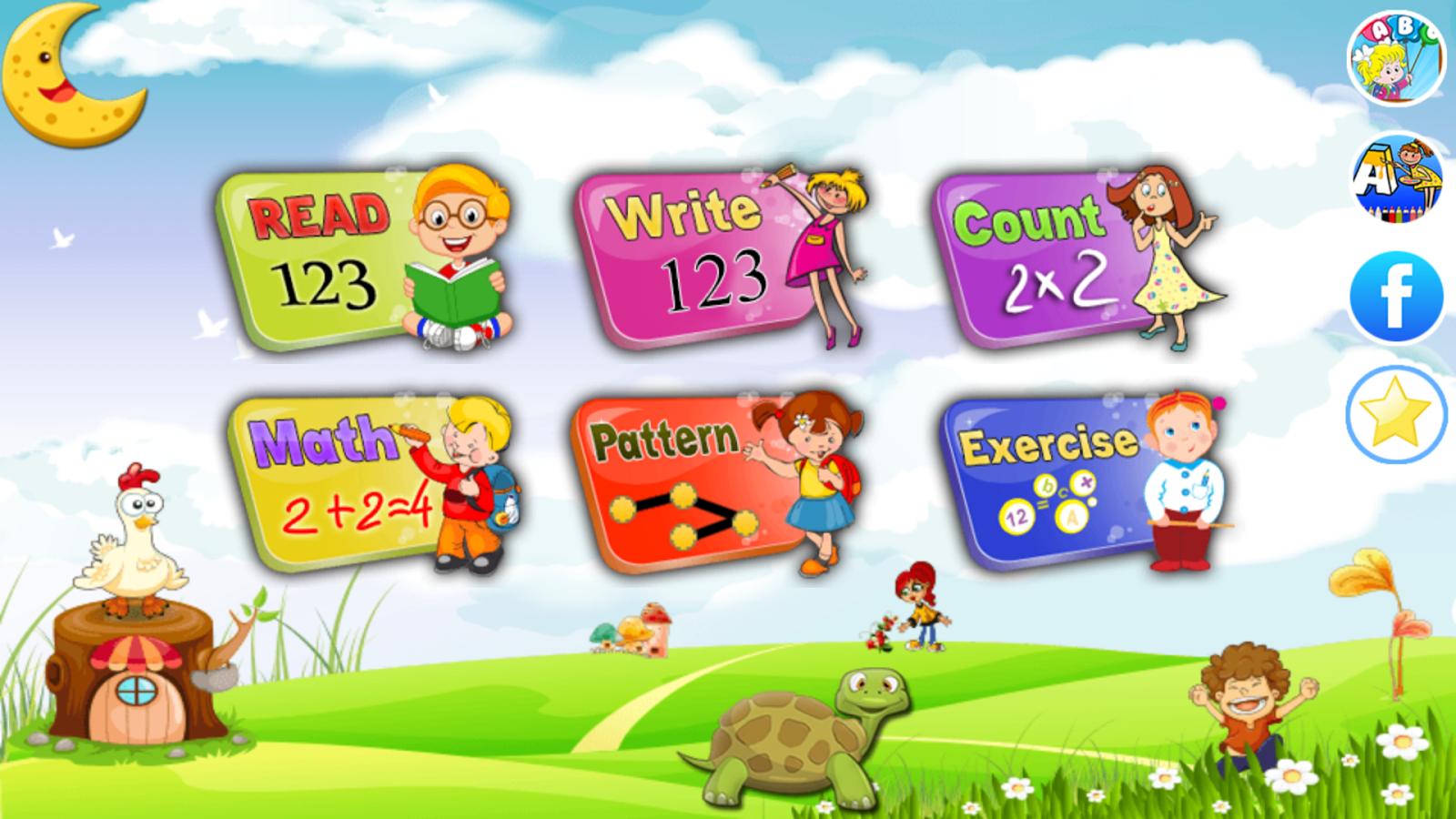 preschool math games fun pro screenshot - Pictures For Preschool