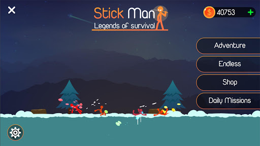 Stickman: Legend of Survival  screenshots 1