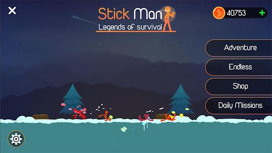 Stickfight: Legend of Survival 2