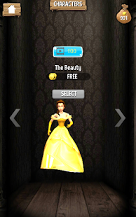 Princess beauty Jungle and Beast Run Dash - náhled