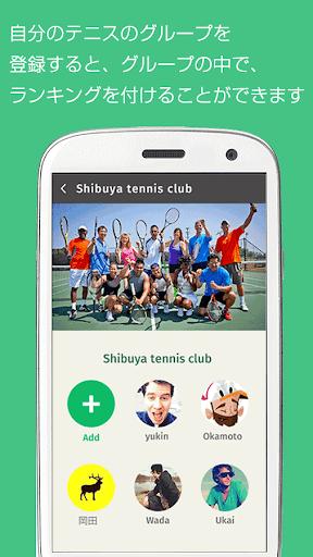 玩免費運動APP 下載Tennis Note (テニスノート) app不用錢 硬是要APP