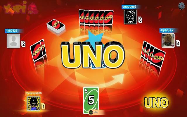 UNO Unblocked Game
