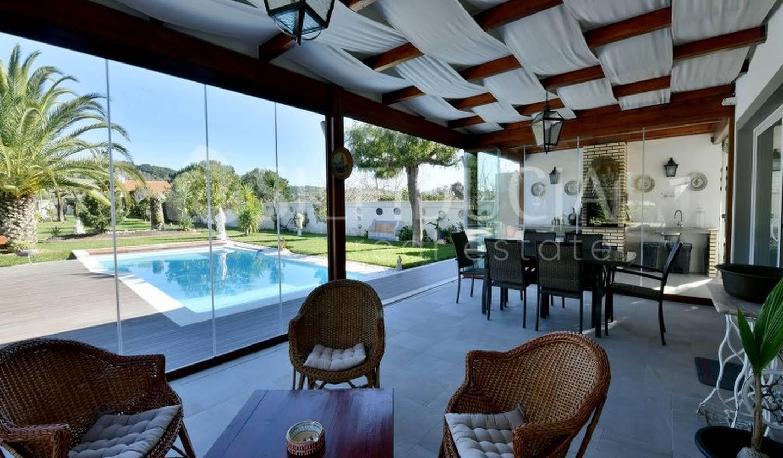 House with garden Palmela