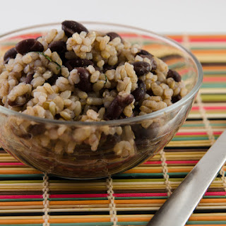 Black Beans and Brown Rice Recipe