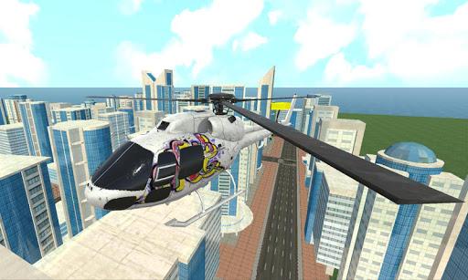 絕對直升機救援模擬